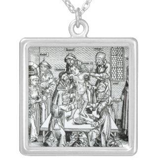 Circumcision, from 'Liber Chronicarum' Custom Jewelry