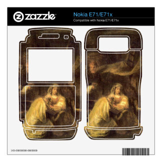 Circumcision of Christ by Rembrandt Skins For The Nokia E71x