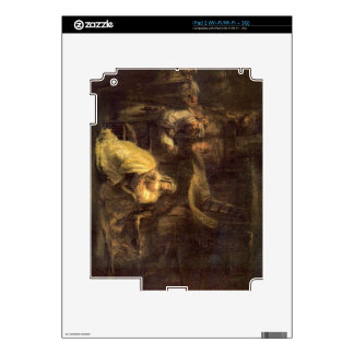 Circumcision of Christ by Rembrandt Skin For The iPad 2
