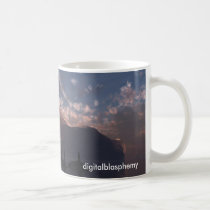 iceberg, cirumpolar, digital, blasphemy, orca, alien, oceans, Mug with custom graphic design