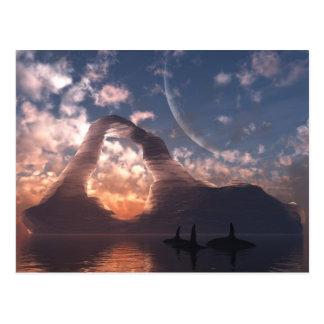 Circumpolar Postcard