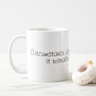 Circumstance Mug