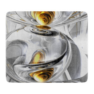 Circumvoluted Abstract Cutting Boards