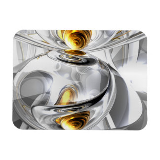 Circumvoluted Abstract Large Magnet