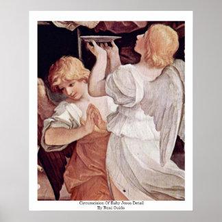 Circuncisión del detalle de Jesús del bebé de Reni Impresiones