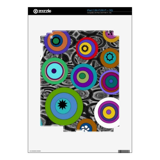 Circunda constantemente skins para iPad 2