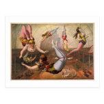 Circus-1890 Postcards