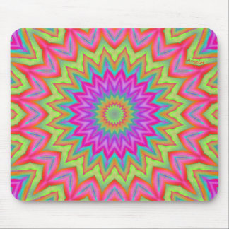Circus #5 mouse pad