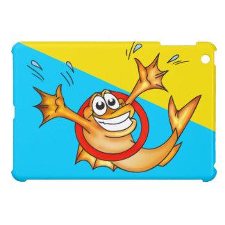 Circus Act Fish iPad Mini Case
