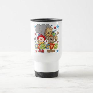 Circus Animals Tshirts and Gifts 15 Oz Stainless Steel Travel Mug