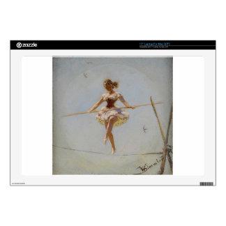 """circus art 17"""" laptop decals"""
