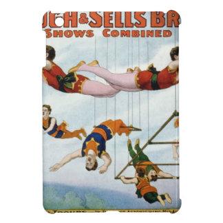circus art case for the iPad mini