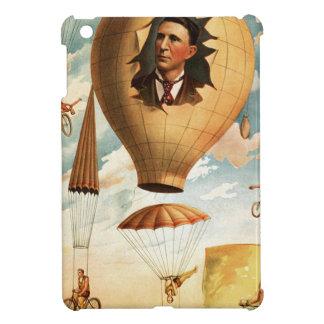 circus art cover for the iPad mini