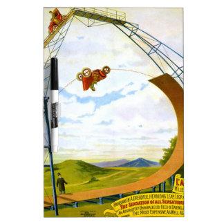 circus art Dry-Erase board