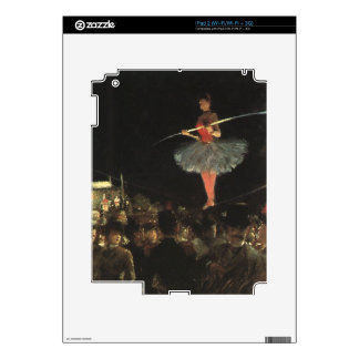 circus art iPad 2 decals