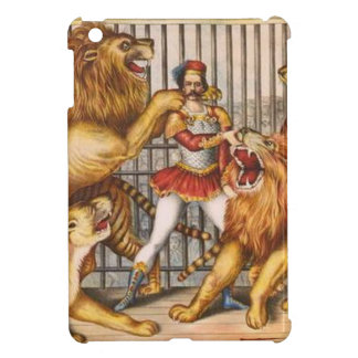 circus art iPad mini cases