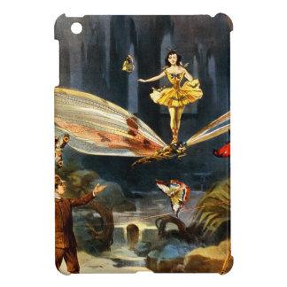 circus art iPad mini cover
