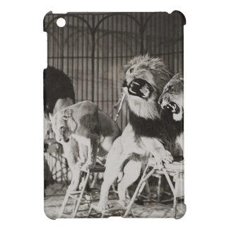 circus art iPad mini covers