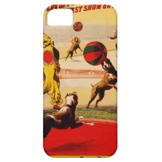 circus art iPhone SE/5/5s case