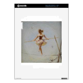 circus art skin for the iPad 2