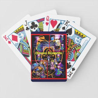 Circus Bizarre - Playing Cards