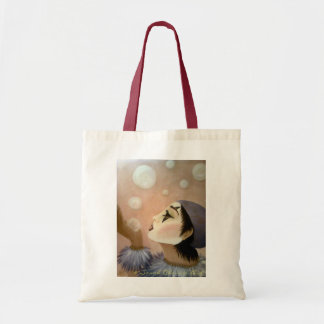 Circus Bubbles Tote Bags