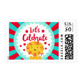 Circus, Carnival Postage
