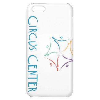 Circus Center White iPhone 4 case