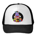 Circus Circus Clown Trucker Hat