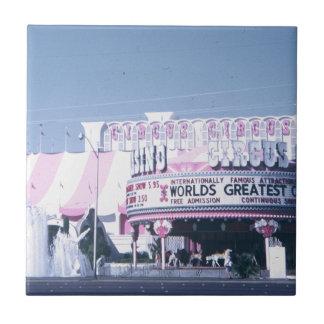 Circus Circus Las Vegas Ceramic Tile