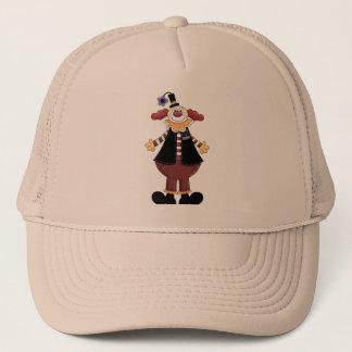 Circus Clown Act Trucker Hat