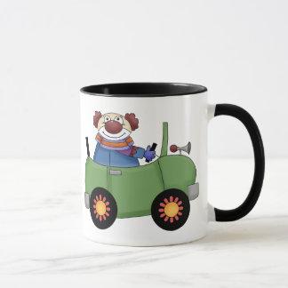 Circus Clown Car Mug