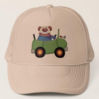 Circus Clown Car Trucker Hat