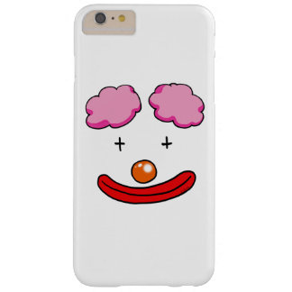 circus clown face cartoon barely there iPhone 6 plus case