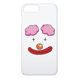 circus clown face cartoon iPhone 8 plus/7 plus case