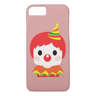 Circus clown iPhone 7 case