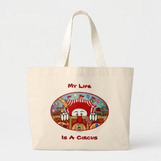 Circus Clown Kilroy Bag