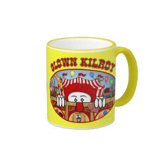 Circus Clown Kilroy Mug