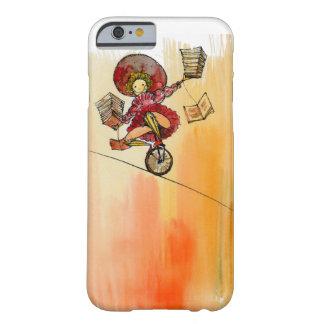Circus Clown love to read iPhone 6 case