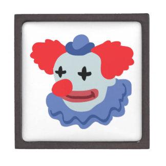 Circus Clown Premium Keepsake Boxes