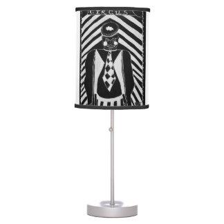 Circus Clown Table Lamp
