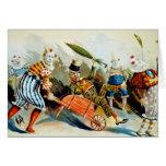 Circus Clowns - Vintage Fine Art