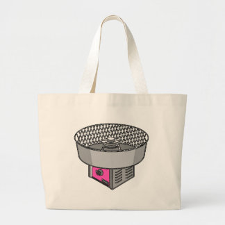 CIRCUS COTTON CANDY TOTE BAGS