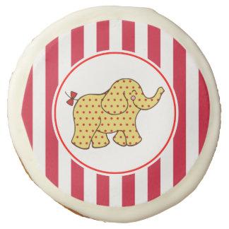 Circus Elephant Cookies