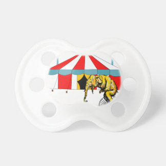 Circus Elephant Gifts Pacifier