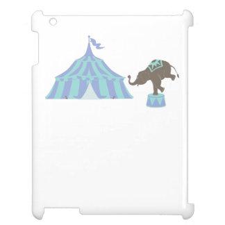 Circus Elephant iPad Cover