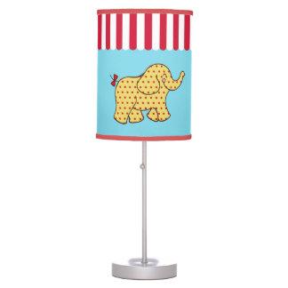 Circus Elephant Lamp