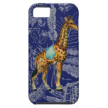 Circus Giraffe and Botany Case iPhone 5 Covers