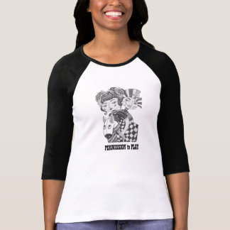 Circus Girl Costume Party T-Shirt