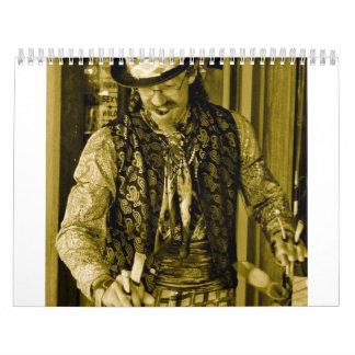 circus guy calendar